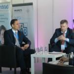 WSSE Invest-Park. Debata, Usługi outsourcingowe w Polsce. Maciej Szermach