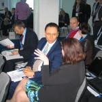 WSSE Invest-Park. Debata, Usługi outsourcingowe w Polsce. Uczestnicy