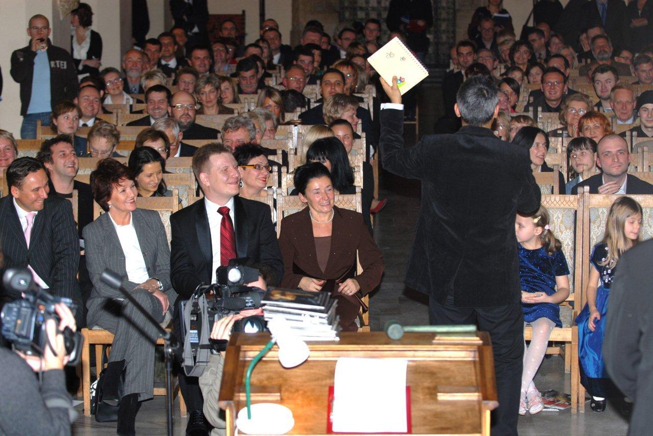 III AUKCJA 2007. Goście